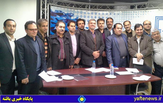موفقيت 2 روزنامهنگار لرستاني در انتخابات خانه مطبوعات ایران+ نتايج
