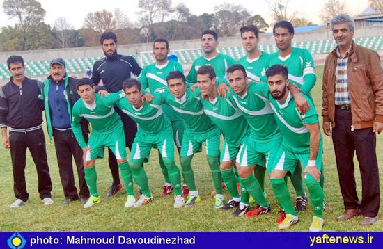 تيم فوتبال خيبر خرمآباد 1393