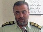 سرهنگ عليرضا دليري فرمانده انتظامي بروجرد