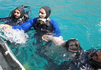 جوانی در دریاچه کیو خرمآباد غرق شد