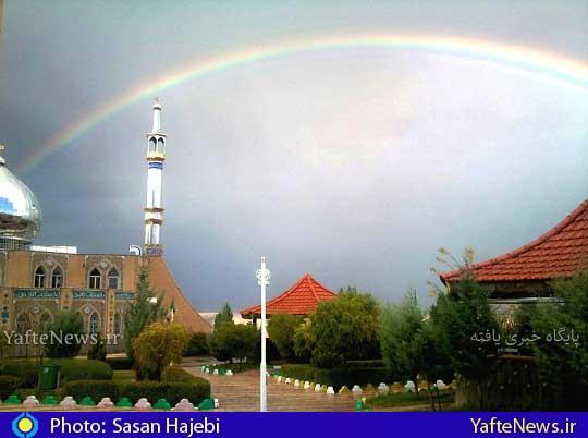 مسجد دانشگاه آزاد اسلامی واحد بروجرد عکس ساسان حاجبی