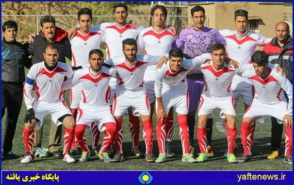 تیم فوتبال بهزیستی خرمآباد