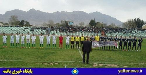 گزارش زنده: خیبر خرمآباد 0 - پیکان تهران 0