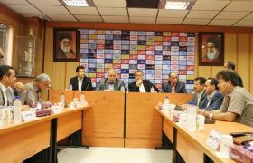 اعلام برنامه لیگ دسته اول فوتبال کشور: خيبر 26 مرداد در خرمآباد ميزبان پارسه تهران