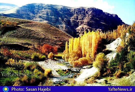 تنگه کپرگه بروجرد عکس ساسان حاجبی