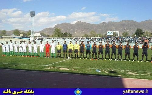 خیبر خرم آباد - مس کرمان