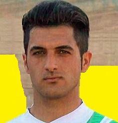 محمود قائدرحمتی ستاره دورودی تیم خیبر خرمآباد