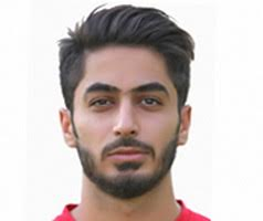حسین بهاروند هافبک راست تیم خیبر خرمآباد