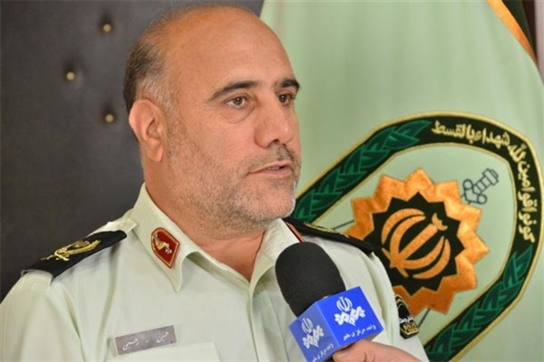 فرمانده سابق پلیس لرستان؛ به عنوان رئیس پلیس جدید تهران معرفی شد