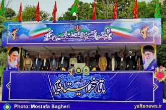 گزارش تصویری: مراسم گرامیداشت سالروز فتح خرمشهر با حضور مدیران و مسوولان