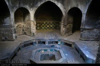 خرم آباد: حمام کوچک (آقارحیم)