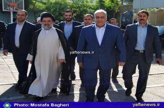 نماینده ولیفقیه و استاندار رأی خود را به صندوق انداختند