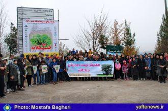 همایش جنگلانه با حضور شهروندان خرمآبادی برگزار شد+ تصاویر و حواشی