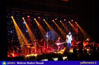 کنسرت زندوکیلی در زادگاه پدریاش؛ خرمآباد