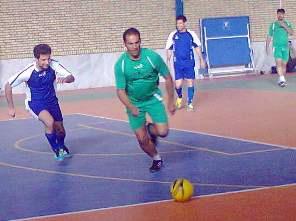 مسابقات فوتسال ادارات خرمآباد لرستان - يافته