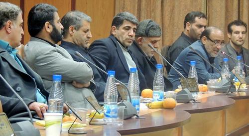 مجمع انتخابات هيات پهلواني و زورخانهاي لرستان - يافته