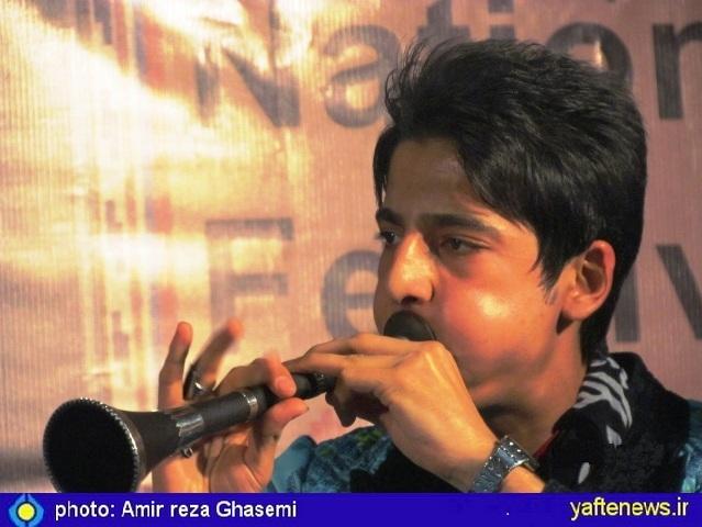 کنسرت گروه موسیقی گهر در تهران برگزار ميشود. محسن کیهان نژاد