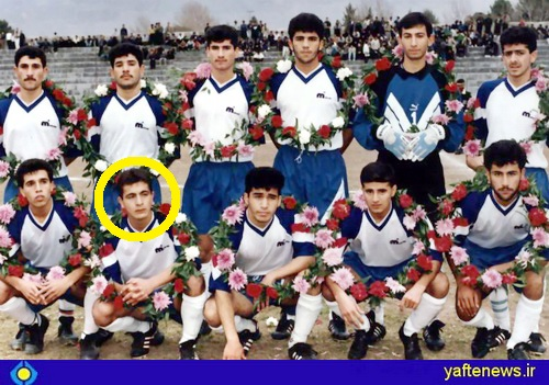 تیم فوتبال جوانان لرستان نایب قهرمان كشور در سال 1372
