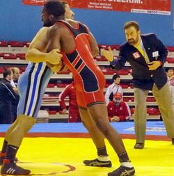 قضاوت محمود ستوده داور لرستانی در مسابقات بینالمللی - یافته