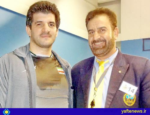 محمود ستوده و رسول خادم