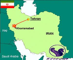 13 سال از حادثه سقوط هواپیمای خرمآباد گذشت + اسامی جانباختگان